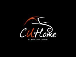 CUHome Logo Design