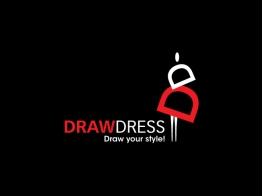 DrawDress Logo Design