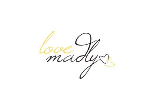 Love Madly Logo Design
