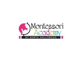 Montessori Academy Logo Design
