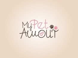 My Pet Amour Logo Design