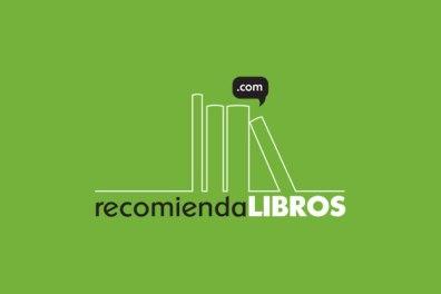 Recomienda Libros Logo Design
