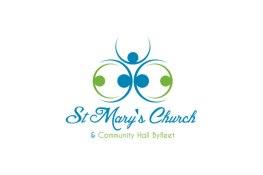 St Mary's Church Logo Design