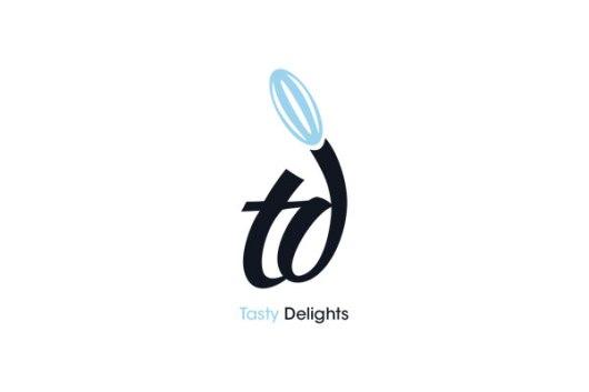 Tasty Delights Logo Design