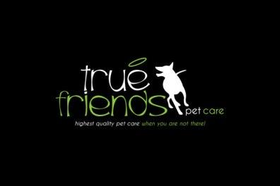 True Friends Logo Design